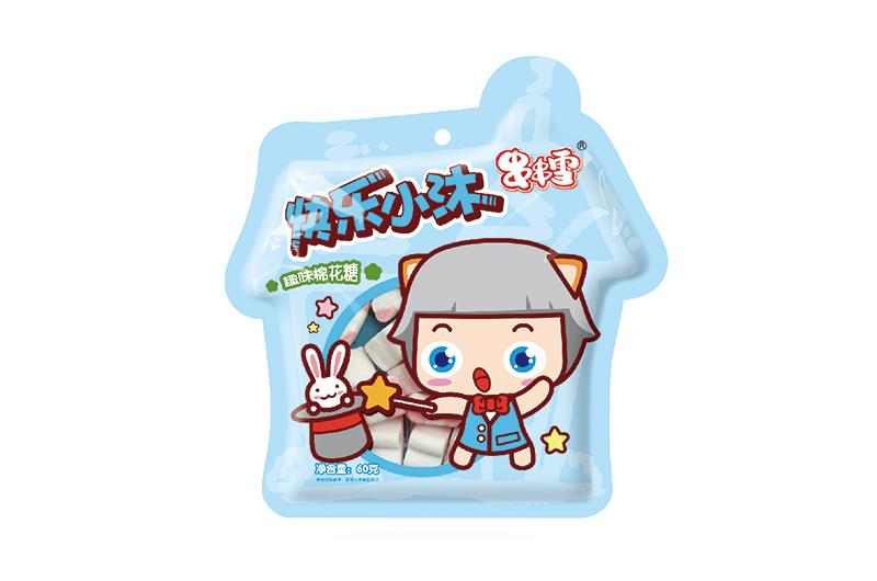 串串香趣味棉花糖60g