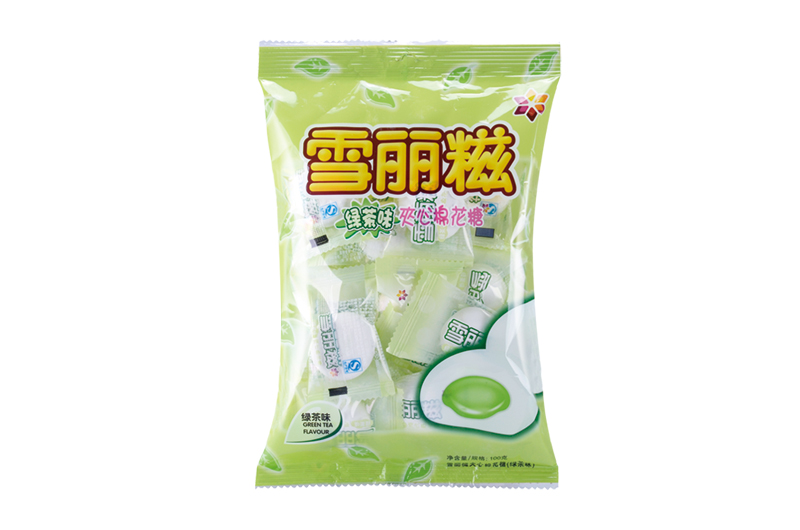 雪丽糍(绿茶口味)